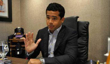 Omar Fernández propone regular procesos de transición gubernamental