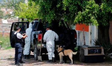 Las fosas proliferan en el mexicano Jalisco por las desapariciones y el narco