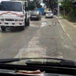 Residentes del sector La Ciénaga en SDO denuncian deterioro de calle