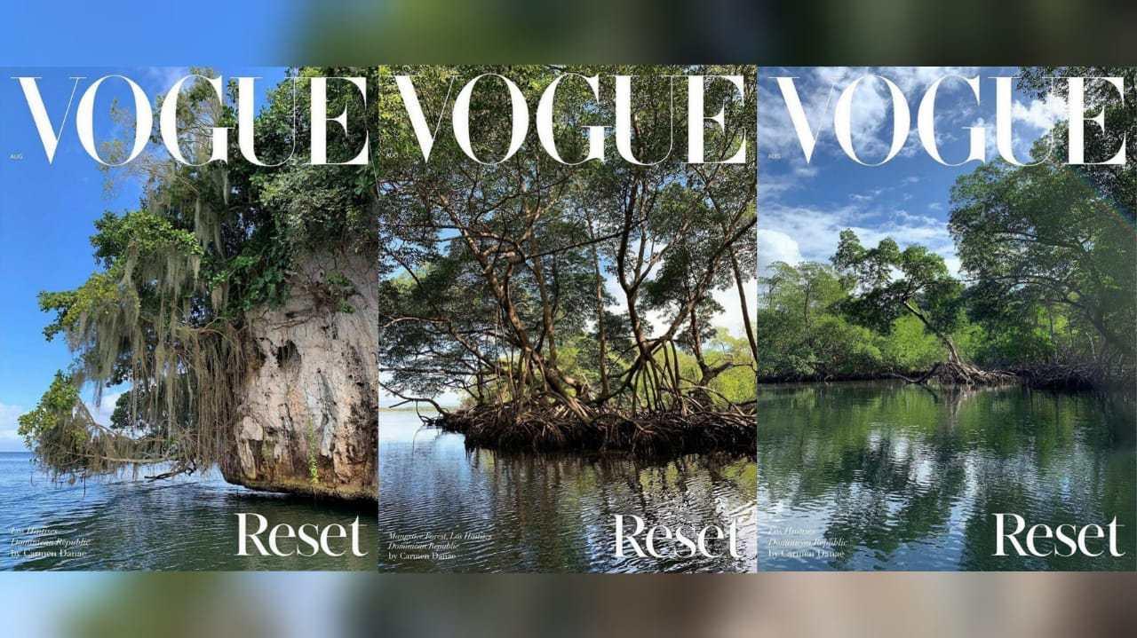 Revista Vogue publica nuevas fotos de RD tras polémica