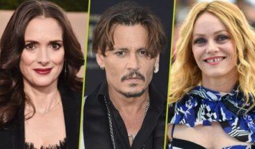 Exparejas de Johnny Depp aseguran no fue violento con ellas