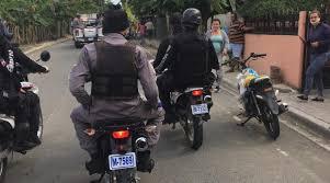 Número policías contagiados con COVID-19 casi se triplica en el último mes