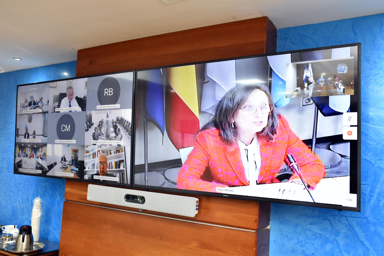 RD participa en III reunión de coordinadores y responsables de cooperación de Iberoamérica
