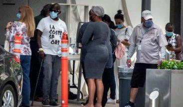 Florida registra 6.336 casos de COVID-19 bajo amenaza de colapso sanitario