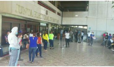 Aún no conocen medidas de coerción contra implicados en robo JCE Santiago