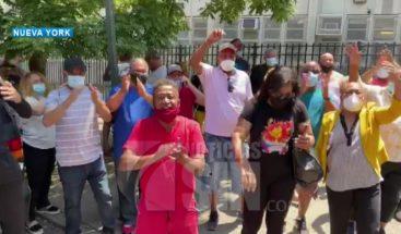 Protestas en el Bronx por tardanza en inicio de votación