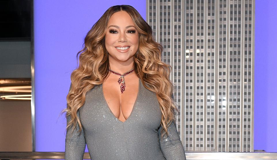 Mariah Carey revelará detalles de su vida en una autobiografía