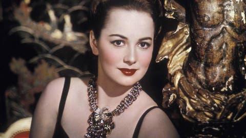 Hollywood recuerda el legado de Olivia de Havilland, su último icono dorado