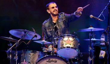 Ringo Starr festeja con un show virtual sus 80 primaveras por la pandemia
