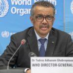 Director general de la OMS participará en homenaje a víctimas COVID-19 en Madrid