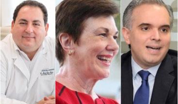 Conozca los tres nuevos miembros del gabinete presidencial de Luis Abinader