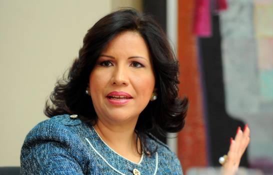 Margarita Cedeño se reunirá con Raquel Peña este jueves