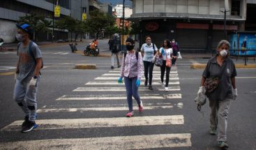 Venezuela establece tres niveles de flexibilización para cuarentena