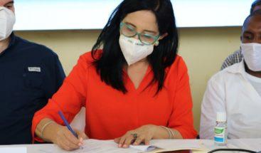 Margarita Rodriguez valora apoyo de Abinader a las Mipymes