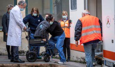 Italia registra 21 fallecidos y 182 nuevos casos el último día