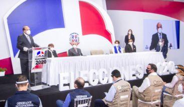 JCE deja abierto proceso de elecciones presidenciales y congresuales