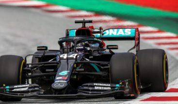 Lewis Hamilton Hamilton ganó el Gran Premio de Estiria