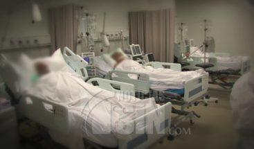 Hospitales en Santiago y el GSD al borde del colapso por COVID-19