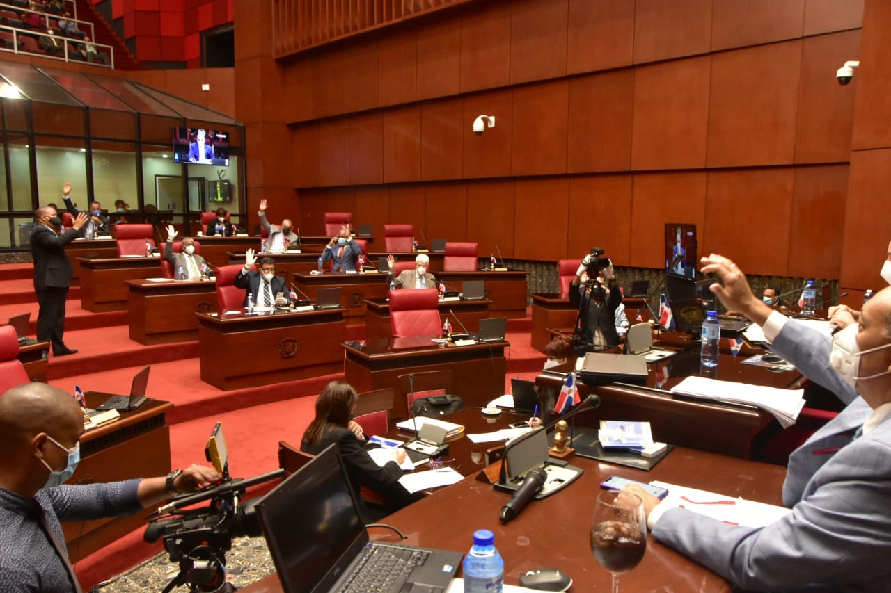 Senado conoce hoy resolución de estado de emergencia