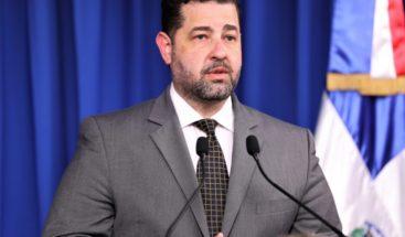 En las próximas horas Gobierno anunciará nuevas medidas, según Amado Baez