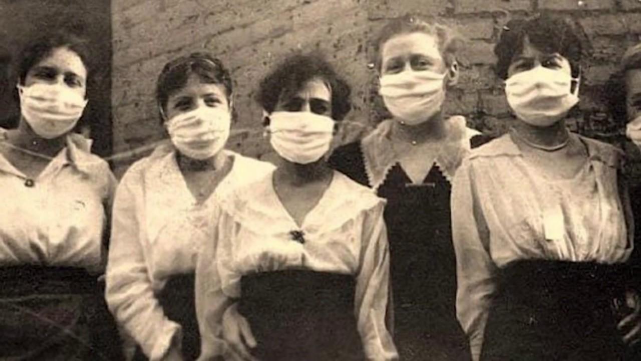 COVID-19 y gripe española: dos pandemias colmadas de similitudes con 102 años de diferencia
