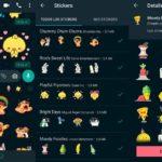 Stickers animados y QR para añadir contactos, entre las novedades de WhatsApp