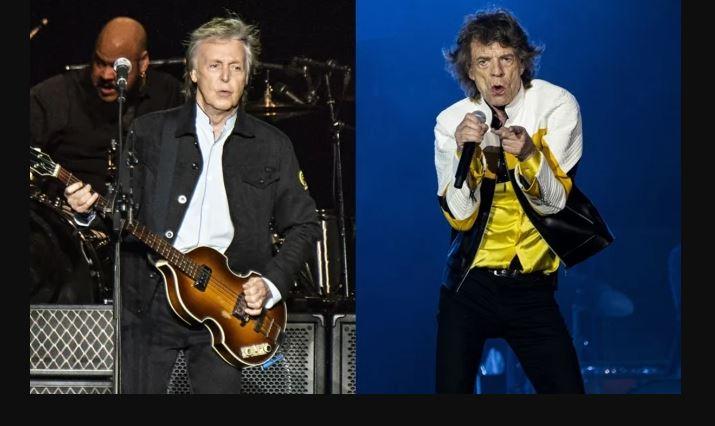 McCartney, los Rolling Stones y Sheeran, piden apoyo a la industria musical