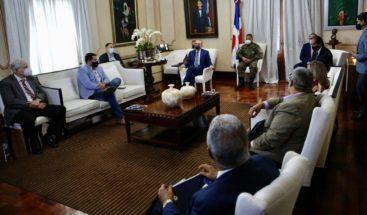 Medina y comité de emergencia pasan balance a situación COVID-19