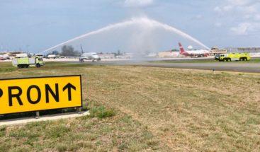 Aeroméxico reactiva sus operaciones en Santo Domingo