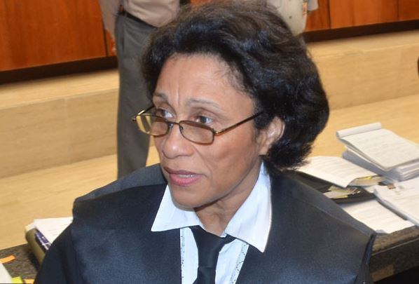Procuradora fiscal electoral Gisela Cueto da positivo a COVID-19
