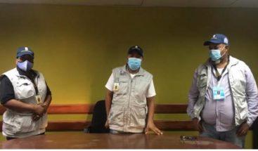Encapuchados roban valija con materiales electorales y 20 mil pesos en Barahona