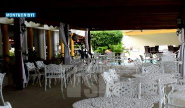 Ocupación hotelera en Montecristi en drástico descenso