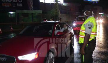 Caos en el tránsito y retenciones de vehículos en tercer día del toque de queda