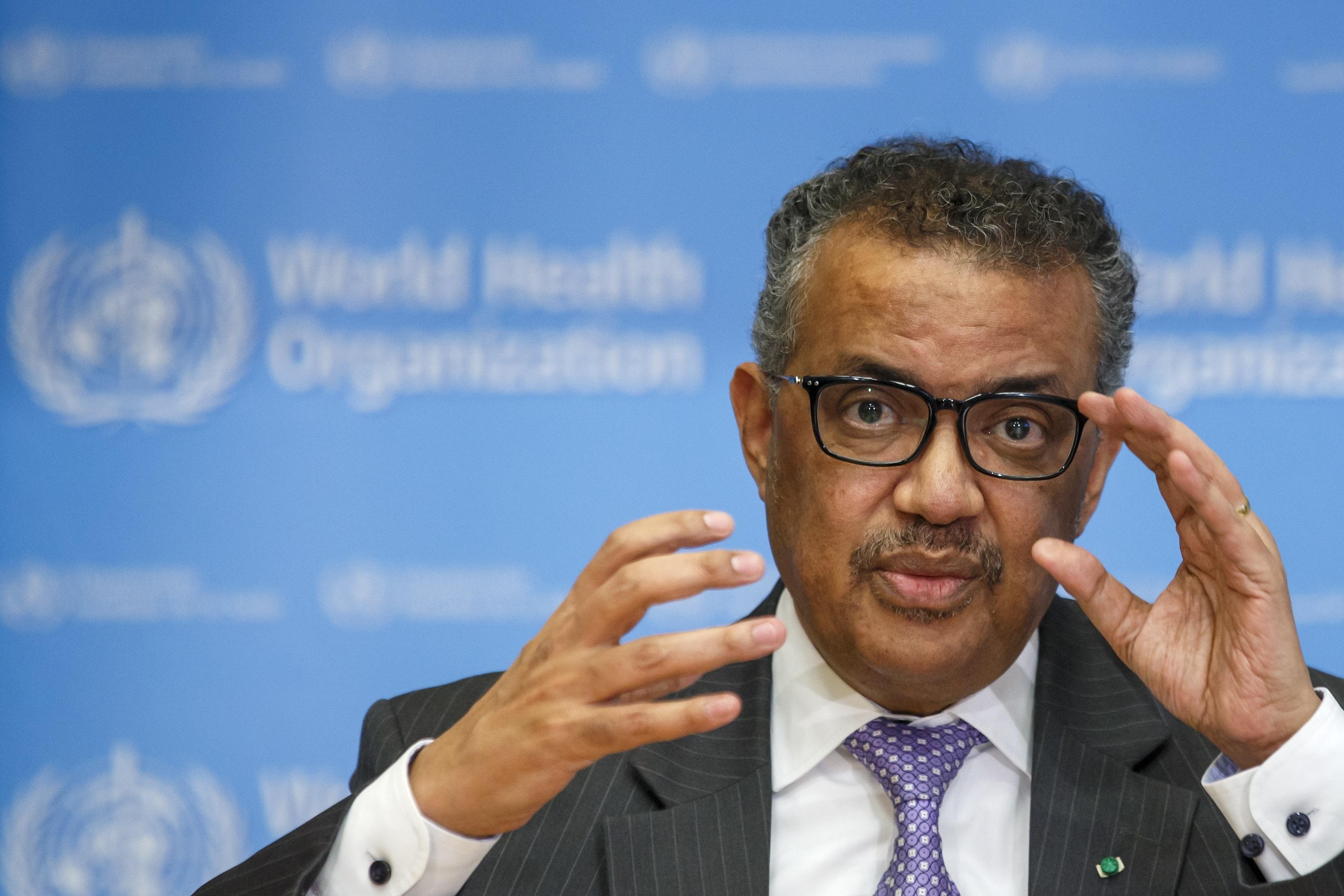 Alerta de la OMS: la pandemia puede