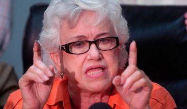 Ortiz Bosch trabajará patrimonio de los funcionarios y corrupción