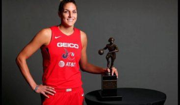 Delle Donne, la mejor baloncestista de WNBA, toma 64 pastillas a diario para mitigar enfermedad