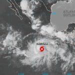 Se forma Cristina, la tercera tormenta tropical de la temporada del Pacífico