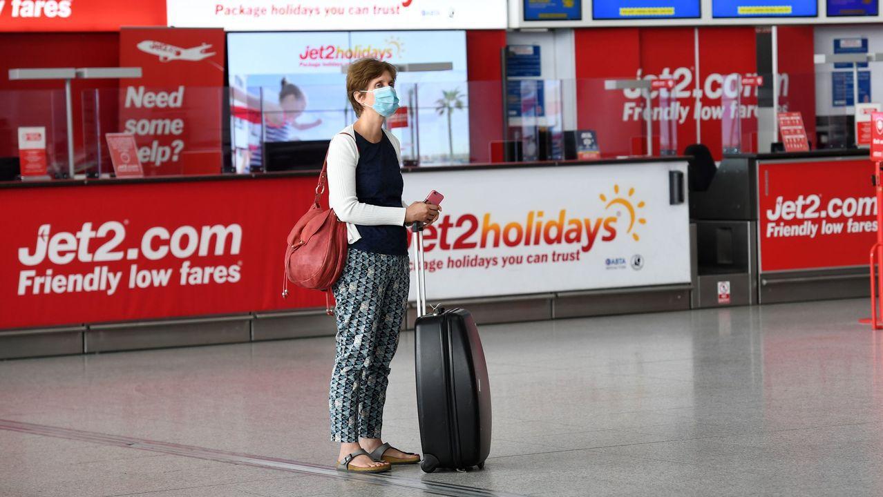 Los pasajeros de España, Francia, Alemania e Italia, exentos de cuarentena