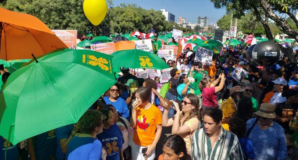 Organizaciones exigen a Luis Abinader cumplir promesa de campaña sobre Gobierno paritario