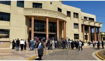 Tres meses prisión preventiva contra acusados de robo en Junta Electoral Santiago