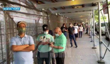 Dominicanos en Nueva York denuncian dificultades para votar