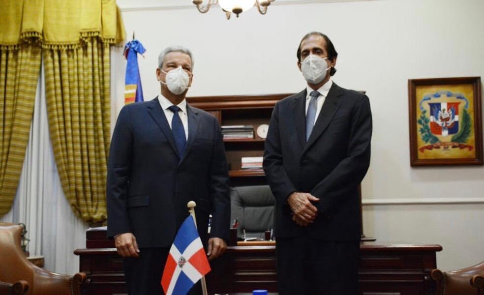 Gustavo Montalvo y Lisandro Macarrulla sostienen primer encuentro para proceso de transición