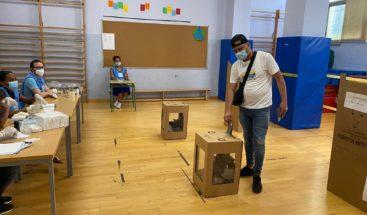 Elecciones se desarrollan con normalidad en Madrid y Milano, según la JCE