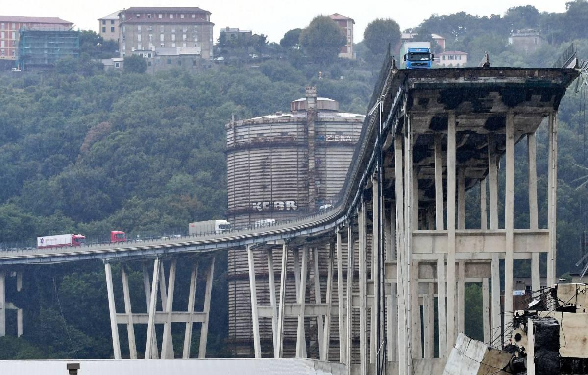 Génova rinde homenaje a su nuevo puente con un gran concierto de Beethoven