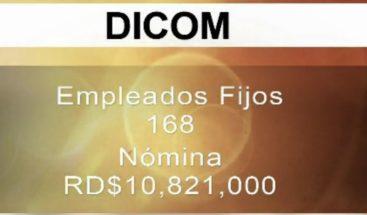 Nómina de DICOM supera los 10 millones de pesos