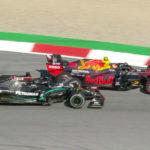 Red Bull atiza a Lewis Hamilton