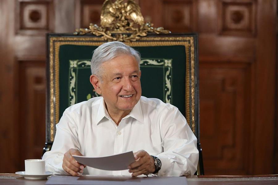 Trump dice frente a López Obrador que los mexicanos son