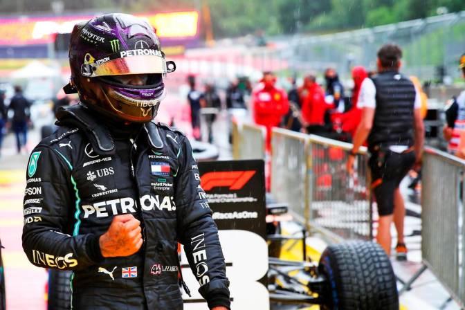 Hamilton saldrá primero en el Gran Premio de Estiria; Sainz arrancará tercero
