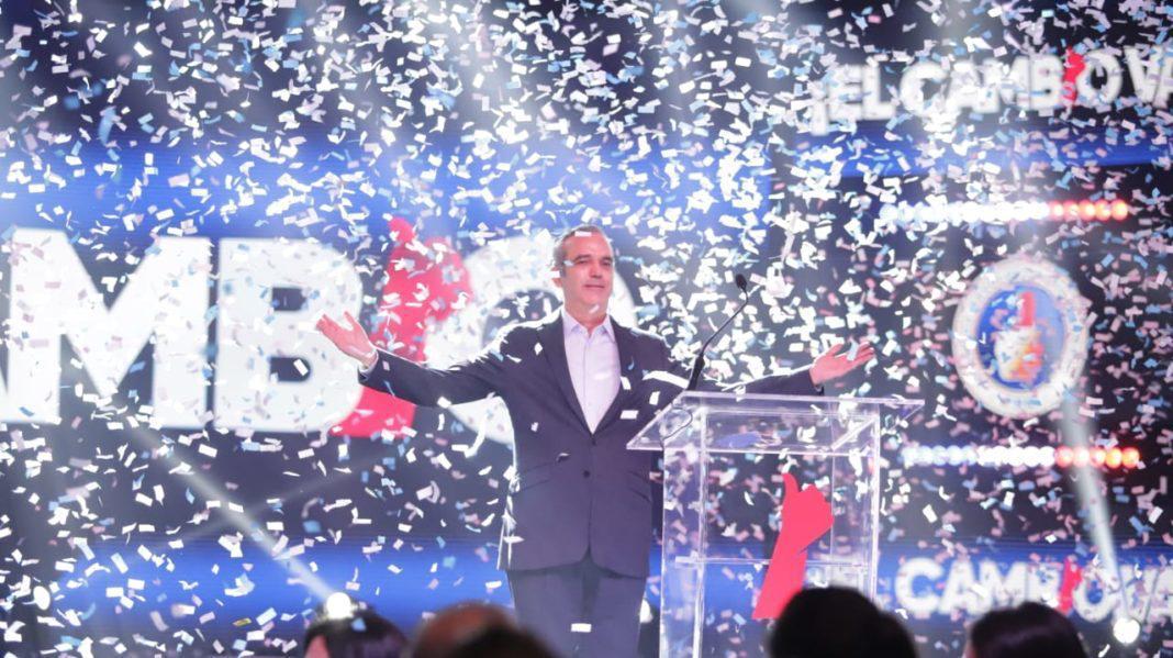 En cierre de campaña Abinader promete un gobierno honesto, íntegro y transparente