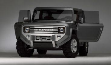 Ford lanza la nueva familia de todoterrenos Bronco para competir con Jeep